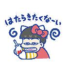おそ松さん×サンリオキャラクターズ(個別スタンプ:10)