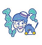 おそ松さん×サンリオキャラクターズ(個別スタンプ:15)
