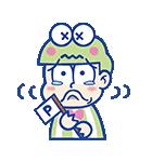 おそ松さん×サンリオキャラクターズ(個別スタンプ:17)
