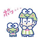 おそ松さん×サンリオキャラクターズ(個別スタンプ:22)