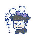 おそ松さん×サンリオキャラクターズ(個別スタンプ:23)
