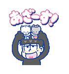 おそ松さん×サンリオキャラクターズ(個別スタンプ:24)