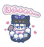 おそ松さん×サンリオキャラクターズ(個別スタンプ:25)