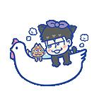 おそ松さん×サンリオキャラクターズ(個別スタンプ:28)
