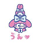 おそ松さん×サンリオキャラクターズ(個別スタンプ:38)