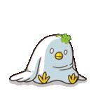 幸あれ☆幸運の青い鳥(個別スタンプ:34)