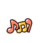 【動く!デカ文字】かおもじさん3(個別スタンプ:23)