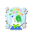 【2017】プチアニマルの年賀スタンプ(個別スタンプ:20)