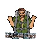 パワーパック探検隊(個別スタンプ:5)