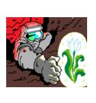 パワーパック探検隊(個別スタンプ:14)