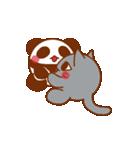 らぶぺた【パンダ】(個別スタンプ:23)