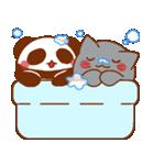 らぶぺた【パンダ】(個別スタンプ:38)