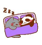 らぶぺた【パンダ】(個別スタンプ:40)