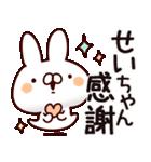 【せいちゃん】専用あだ名/名前スタンプ(個別スタンプ:18)