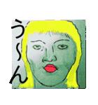 ショッキング美術館(個別スタンプ:02)
