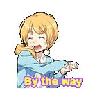 NEW HORIZON アニメスタンプ(個別スタンプ:19)