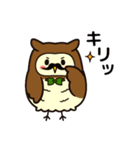 ふくろうのふーすけ★2(個別スタンプ:25)