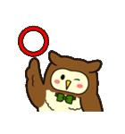 ふくろうのふーすけ★2(個別スタンプ:35)