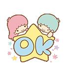 キキ&ララ キラキラポップアップ(個別スタンプ:2)