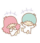 キキ&ララ キラキラポップアップ(個別スタンプ:9)