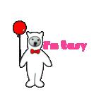 俺やで!ゆかいな白柴わんこ6(ガーリー編)(個別スタンプ:09)
