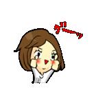 まきちゃんのスタンプ(個別スタンプ:04)