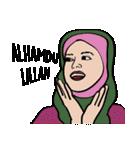 Ramadhan and Eid Mubarak(個別スタンプ:02)