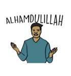 Ramadhan and Eid Mubarak(個別スタンプ:05)