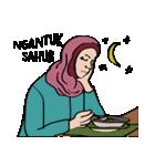 Ramadhan and Eid Mubarak(個別スタンプ:09)