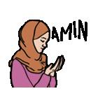 Ramadhan and Eid Mubarak(個別スタンプ:24)