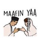 Ramadhan and Eid Mubarak(個別スタンプ:31)