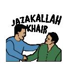 Ramadhan and Eid Mubarak(個別スタンプ:34)