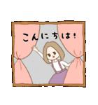 ノスタルジックピープル ていねい(個別スタンプ:02)