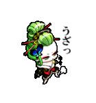 """花魁ライフ""""さおり&しのの巻""""(個別スタンプ:07)"""