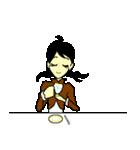 熱血皇女シズコ(個別スタンプ:2)
