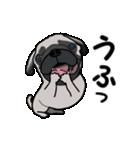 動く!パグっち(個別スタンプ:6)