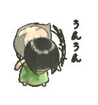 ゆるかわガール(個別スタンプ:03)