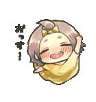 ゆるかわガール(個別スタンプ:05)