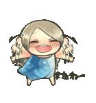 ゆるかわガール(個別スタンプ:40)