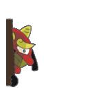 お祭り!獅子舞スタンプ(個別スタンプ:07)
