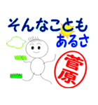 「菅原」専用スタンプ(個別スタンプ:31)