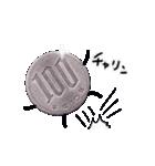小銭じゃらじゃら (実写)(個別スタンプ:19)
