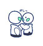 分身ロボットOriHime(個別スタンプ:7)