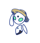 分身ロボットOriHime(個別スタンプ:39)