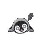 ペンギンのアップリケ02(個別スタンプ:23)