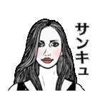 色白腹黒オンナ(個別スタンプ:37)