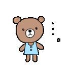 ほんわかクマの二郎|日常(個別スタンプ:27)