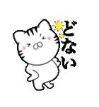 主婦が作ったデカ文字 関西弁ネコ2(個別スタンプ:26)
