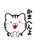 主婦が作ったデカ文字 関西弁ネコ2(個別スタンプ:33)