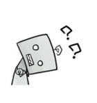 ぽんこつロボット(個別スタンプ:05)